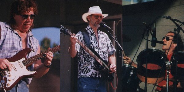 Sonny Moorman And The Dogs
