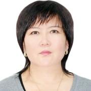 Гулнар Кашкинбаева on My World.