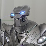 **ROBOT ** on My World.